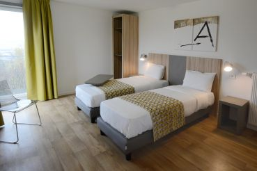 Lodge In *** | Chambre Twin